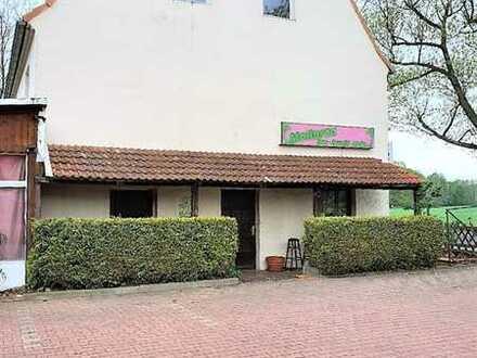 Pension mit Gaststätte und Einliegerwohnung in Spremberg