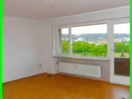 ⭐Gepflegte 3,5-Zimmer-Wohnung mit Balkon in Erlenbach am Main