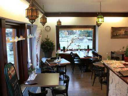 Charmantes Café in zentraler Lage von Denzlingen