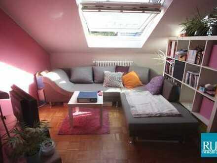 Stadtnah und trotzdem im Grünen - schöne 1-Zimmer-Wohnung in Dillweißenstein