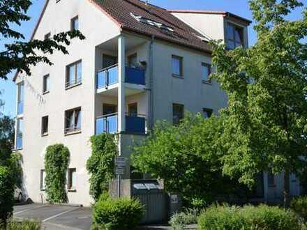 2-Zimmer-Wohnung an U-Bahnhof und Badesee