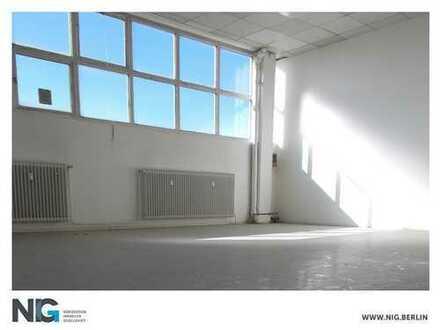 Ihr NEUSTART in STEGLITZ  Lager-Büroflächen-Kombination  beheizt  Stellplätze