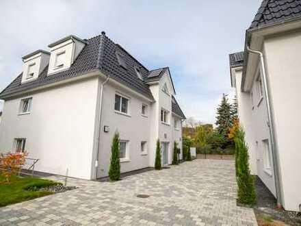 """Idyllische 3-Zimmer Neubauwohnung mit Luxusausstattung in den """"Müggelheimer Gärten"""""""