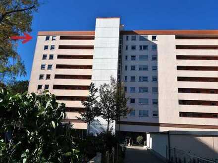 Von Privat: 3-Zimmer-Wohnung mit Aussicht