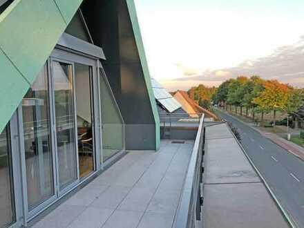 Möbliertes Zimmer mit Bad/Dusche und Dachterrasse (insg. 36 m²) in Münster-Wolbeck