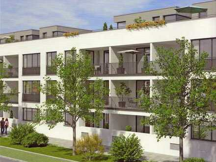 Moderne, lichtdurchflutete Dach-Terrassenwohnung mit 360° Rundumsicht