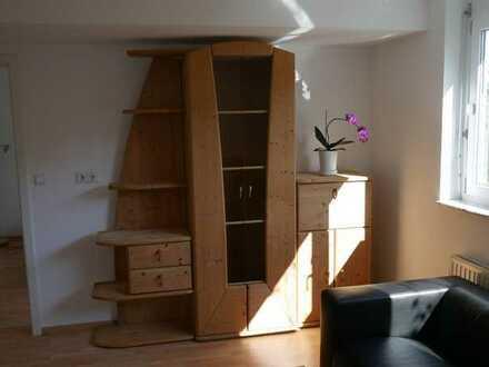 Schöne möblierte 2 Zimmerwohnung in FR-St. Georgen in kleiner Wohneinheit