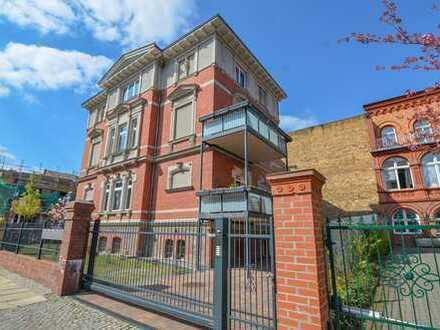 Geniale Wohnung in Spitzenlage: Großzügige 6,5-Zimmer-Wohnung im Einzeldenkmal zu verkaufen!