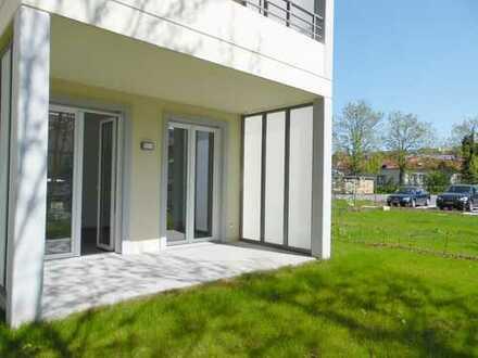 Terrassenwohnung an der Havel *exquisite Ausstattung*