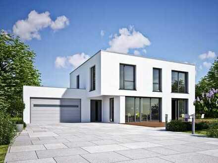 Moderne Villa im Bauhausstil in bester Wohnlage