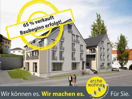 Arbeiten im Zentrum***Neubau in Ochsenhausen