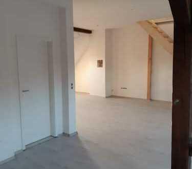 Erstbezug nach Sanierung: ansprechende Maisonette-Wohnung in Mannheim