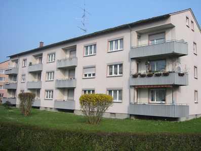 Weingarten - 3-Zimmer-Wohnung mit Balkon