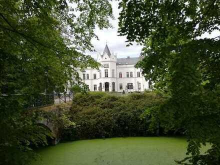 + Maklerhaus Stegemann + großzügige Schlossanlage in reizvoller Lage zwischen Stralsund und Rostock