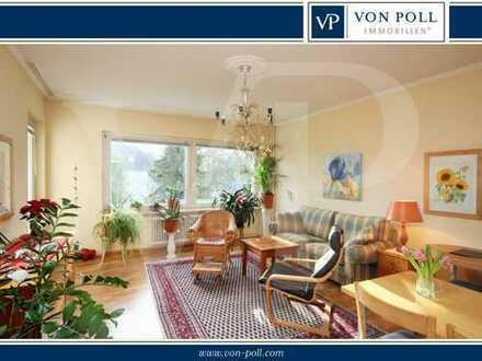 Helle 3-Zimmer-Wohnung in beliebter Lage von Nikolassee