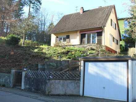 Attraktives Haus mit vier Zimmern und Einbauküche in Sigmaringen, Sigmaringen