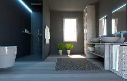 exklusive 4-Zimmer-Wohnung mit großem Balkon und unverbautem Blick in den Aurachgrund