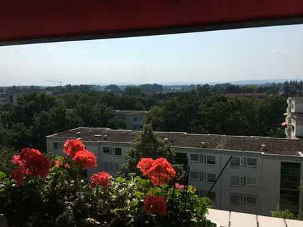 Unverbaubarer Blick vom Deister bis Hannover! hochwertig renovierte 3 Zi Whng in Laatzen Grasdorf