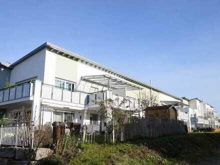 Neuwertige und top gepflegte 3-Zimmer-Wohnung mit Gartenanteil