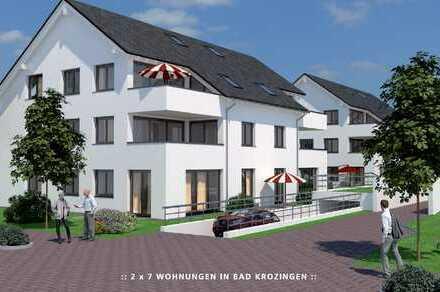 3-Zimmer Wohnung - Wohnen im Grün