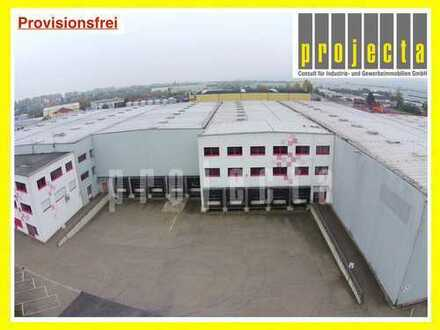 7.800 m² Lager+10,50m UKB+10 Sektionaltore+Lagerbüro+teilbar+Provisionsfrei+0173-2749176
