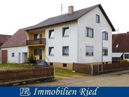 Ein- bis Zweifamilienhaus in ruhiger Wohngebietslage von Mödingen-Bergheim