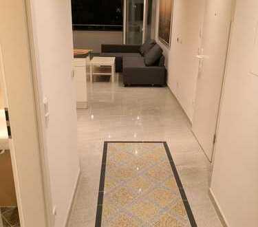 Möbliertes 2 Zimmer Appartement in Darmstadt Mitte
