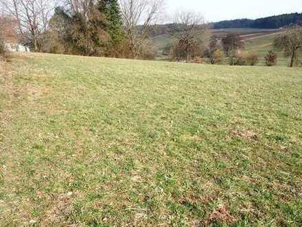 ***Drei ländliche Baugrundstücke in naturnaher Ortsrandlage***