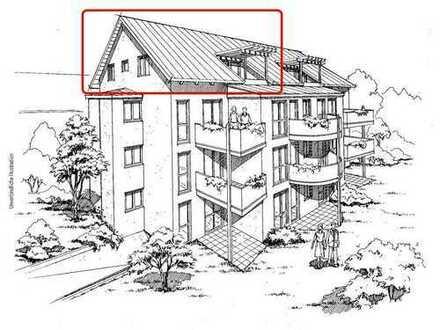 2 Zimmer DG Wohnung / Dachterrasse / TG v. Privat