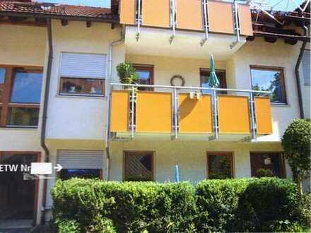 Gepflegte 2-Zimmer-EG-Wohnung mit Terrasse in Schwäbisch Gmünd
