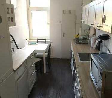 Gut gelegene 3-Zimmer-Wohnung mit Keller und Einbauküche
