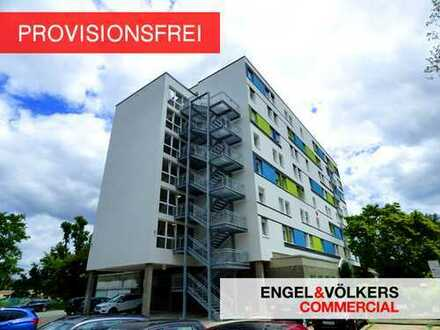 Wohnen und Arbeiten im SQUARE in Ludwigshafen