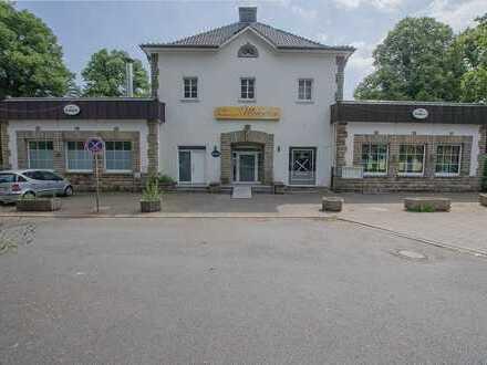 Restaurant mit Wohnhaus am Seilersee