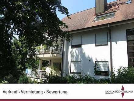 Repräsentative, 6-ZKB-WHG, 176m². Garage, Terrasse. Sonnige Merkurseite von Baden-Baden am Paradies.