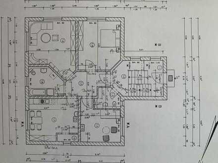 Gepflegte 3-Zimmer-Wohnung im Zweifamilienhaus mit großem Grundstück im OT Horno