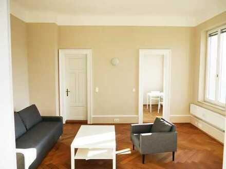 Neuwertige 2-Zimmer-1.OG-Wohnung mit EBK und Teilmöblierung in Weiden in der Oberpfalz