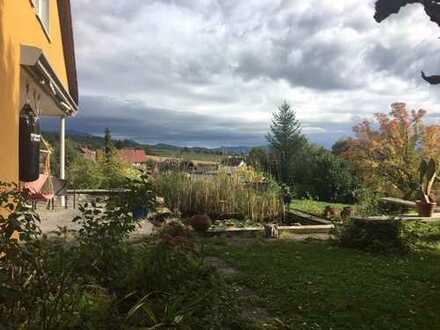 1-Familienwohnhaus mit großem Garten und herrlichem Fernblick