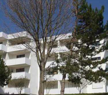 Ruhige 1-Zimmer-Wohnung mit Balkon und Einbauküche in Heimsheim