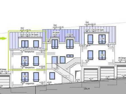 NEUBAU - 5 Zimmer Maisonette-Eigentumswohnung