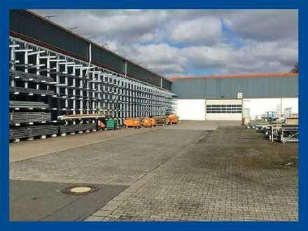 Lager-und Produktionshalle mit guter Anbindung zur A 3