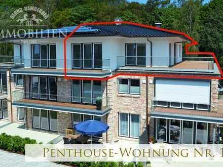 Exklusive Penthouse-Wohnungen 300 m zum Ostseestrand