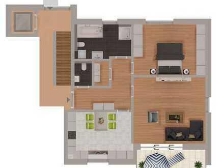 WHG 1 - Erdgeschoss