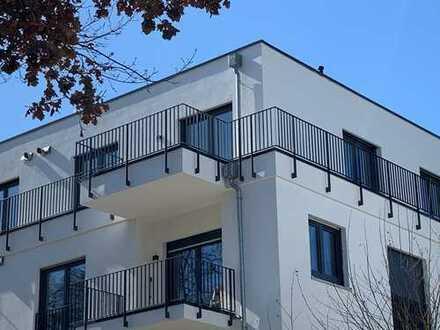 Sonniges Neubau Penthouse mit Skylineblick