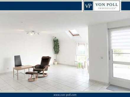 Außergewöhnliche Etagenwohnung mit Haus-Charakter im ruhigen Wohngebiet in Friolzheim!