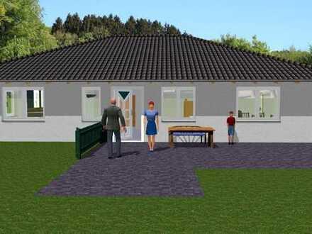Anders als Andere - Ein Haus für Naturliebhaber - inklusive Grundstück - voll erschlossen