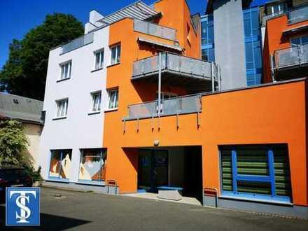 schöne und zentrale Ladenfläche umfunktioniert zur tollen Ferienwohnung in Bad Elster