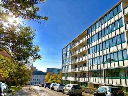 mit Video! 3 Raum-Wohnung mit 2 Loggien in Altbieblach