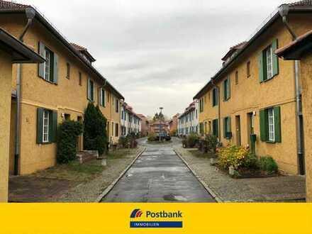 *** PBI - denkmalgeschütztes Reihenendhaus mit Garage in Karlshorst ***