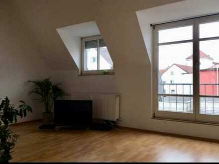 Helle, freundliche 3-Zimmer-Maisonette-Wohnung im Stadtzentrum von Bad Saulgau