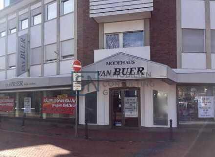 Großzügiges Ladenlokal in bester Lage in Haltern am See zu verkaufen!
